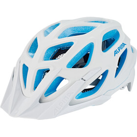 Alpina Mythos 3.0 L.E. Casque, white-blue